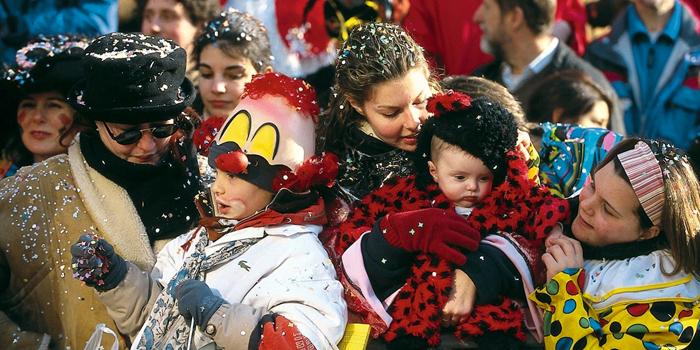 Dolci e feste di carnevale