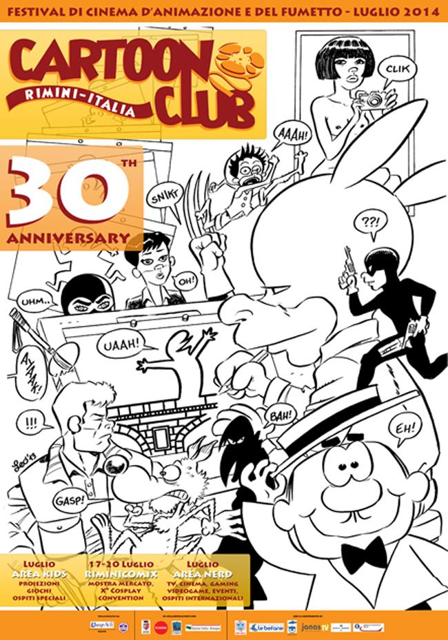 cartoon club 2014- manifesto