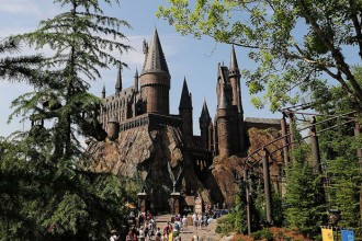Il cineturismo funziona? La Rimini di Fellini come la Londra di Harry Potter? Castello di Harry Potter