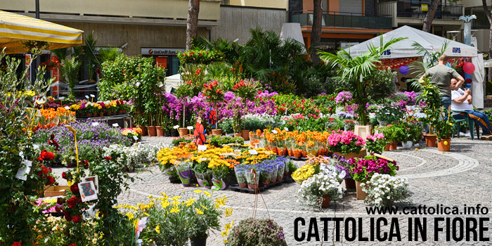 festa giardinaggio Cattolica in fiore