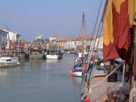 Il Porto Canale leonardesco di Cesenatico