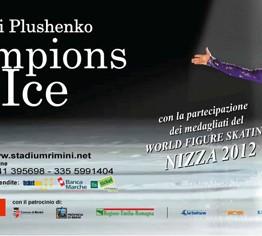 champions on ice rimini 105 stadium