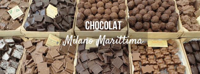 milano marittima chocolat
