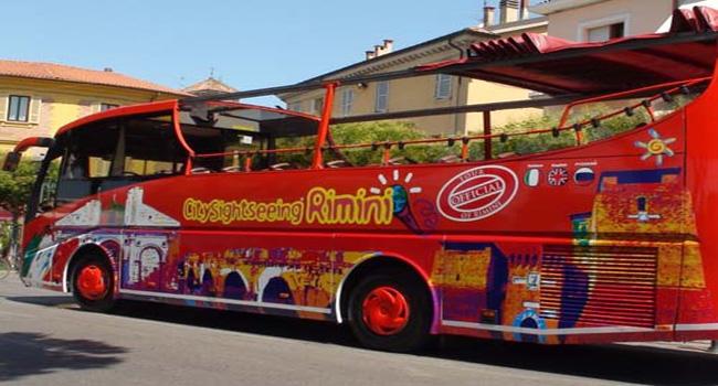 City Sightseeing Rimini