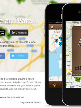 App cityteller viaggi