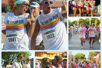 corsa color run rimini