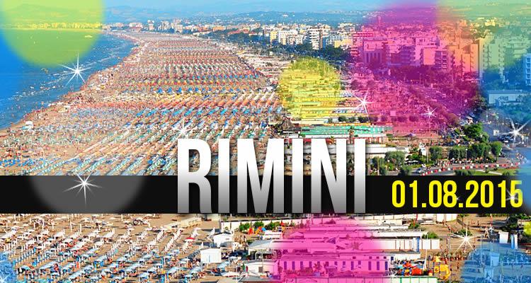 The Color Run Rimini 2015