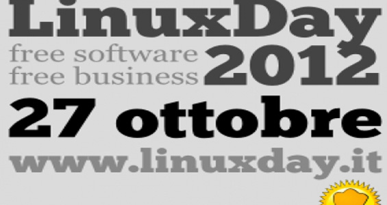 LinuxDay 2012 - Riccione