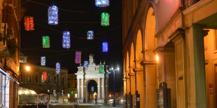 Natale sostenibile Santarcangelo di Romagna