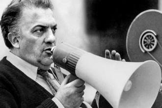 Federico Fellini e Rimini
