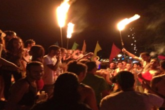 Feste di Ferragosto in riviera romagnola