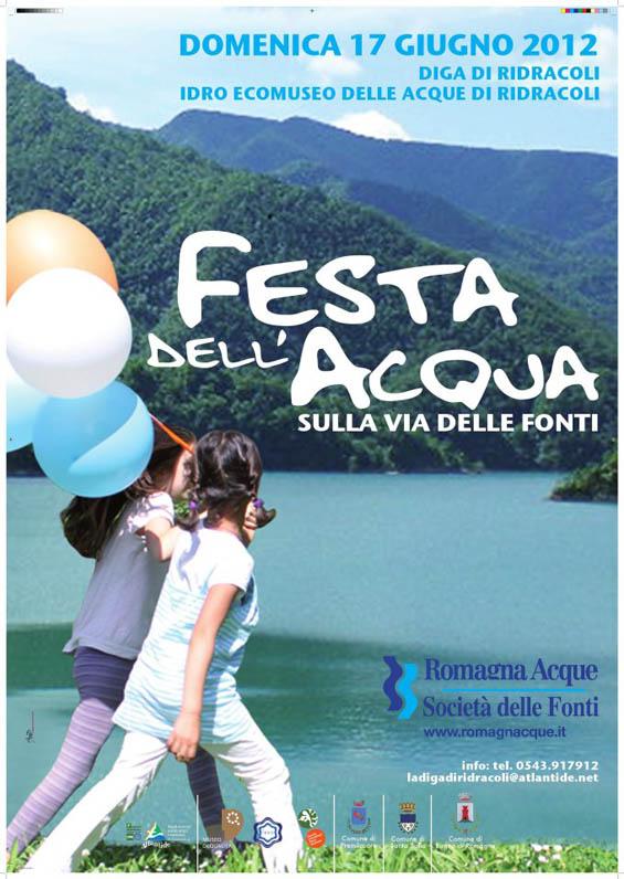 festa Ridracoli Acqua