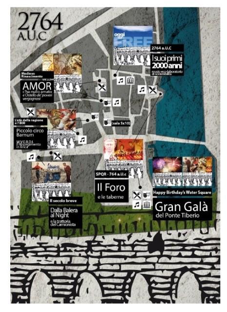 programma festa del borgo 2014