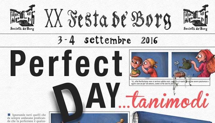 Festa De Borg 2016 2