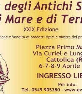 Fiera Antichi Sapori Terra e Mare Cattolica