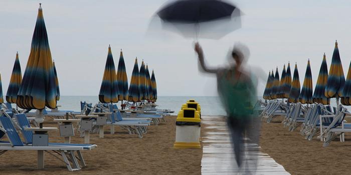 Rimini spiaggia