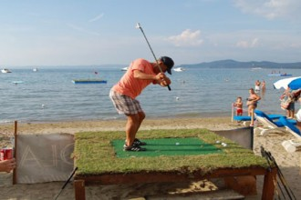 golf spiaggia riviera romagnola