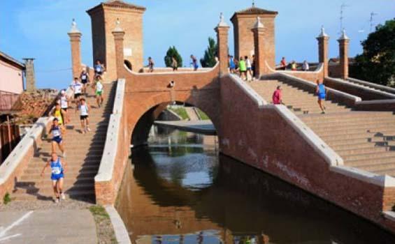 Gran premio Comacchio 11 ponti