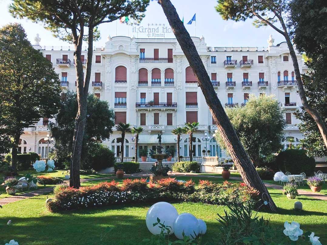 rimini grand hotel piazzale fellini