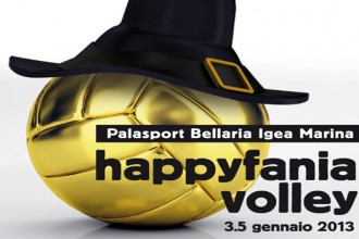 Happyfania volley 2014