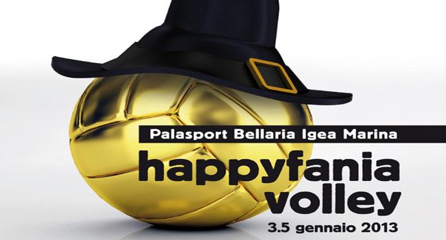 Happyfania volley 2014