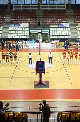 Info Alberghi supporta il volley riminese