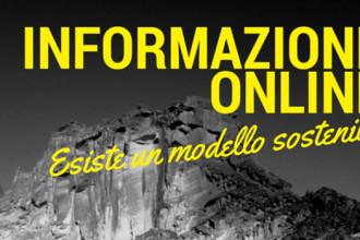 modello sostenibilie informazione in rete