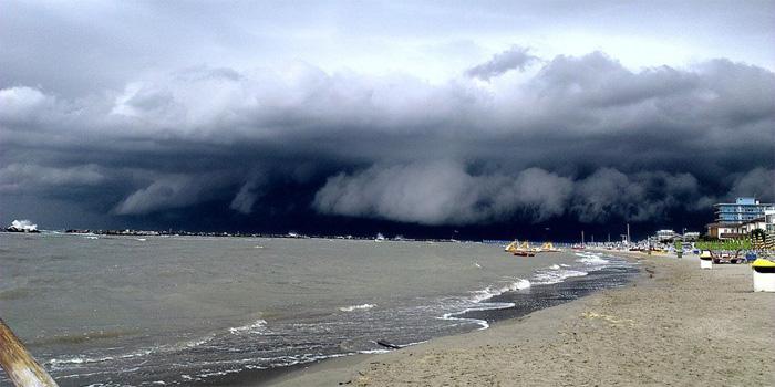 nuvole e pioggia previsioni meteo romagna