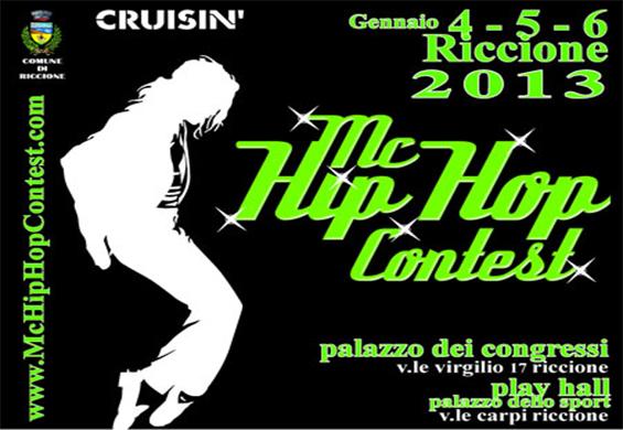 riccione hip hop contest