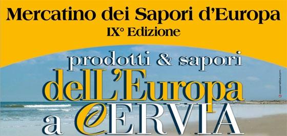 Prodotti e Sapori dell'Europa a Cervia