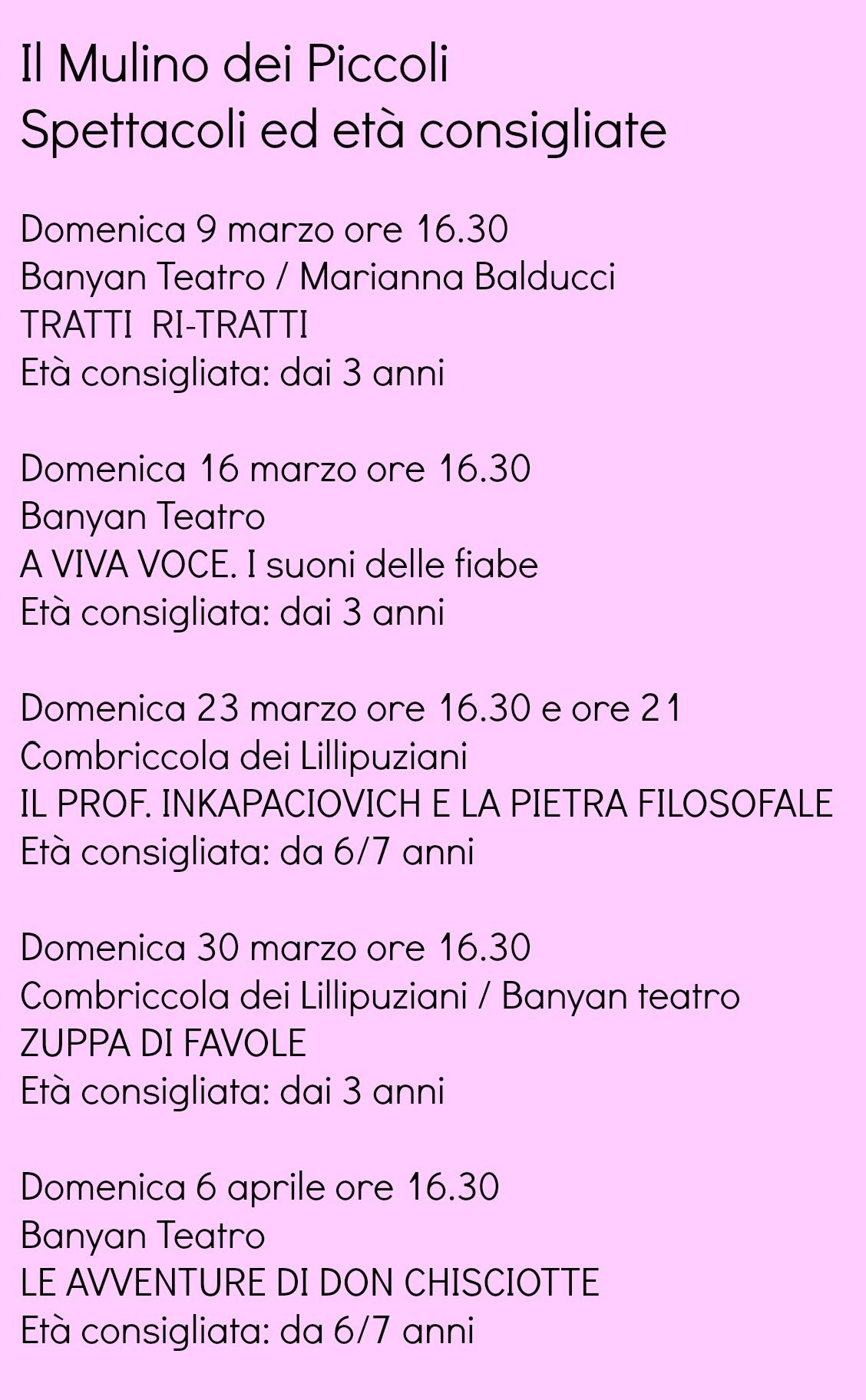 Mulino dei Piccoli Rimini
