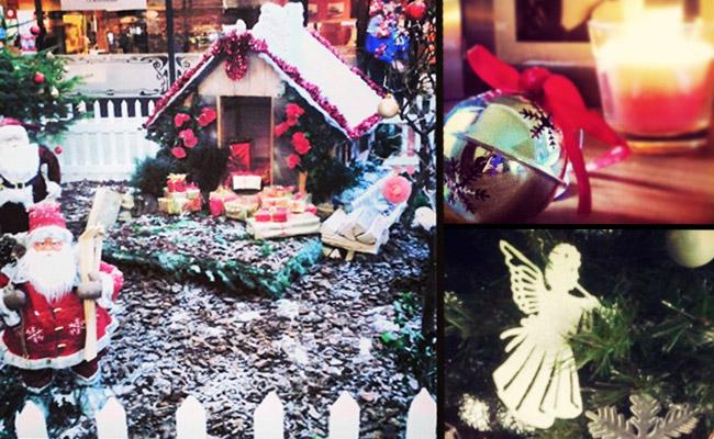 riccione christmas village