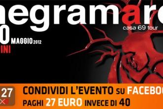 Negramaro Rimini Concerto