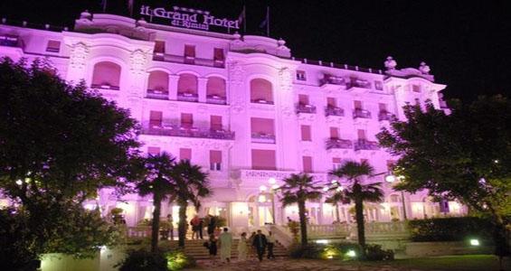 notte rosa grand Hotel