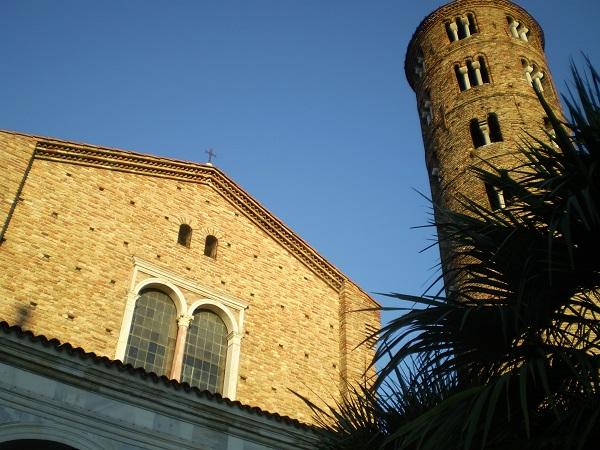 Sant'Apollinare nuovo, in Ravenna