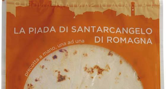 La piadina di Santarcangelo sbarca in Italia e all'estero