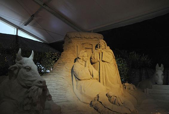 Presepe Natale Marina di Ravenna