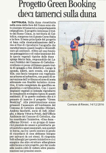 Rassegna stampa Green Booking 22