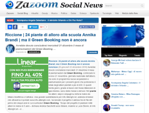 Rassegna stampa Green Booking 30