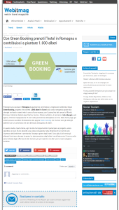 Rassegna stampa Green Booking 43