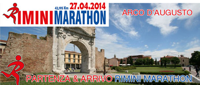 Rimini Marathon 2014