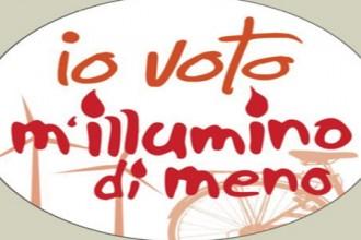 """Rimini - """"M'Illumino di Meno"""" 2013"""