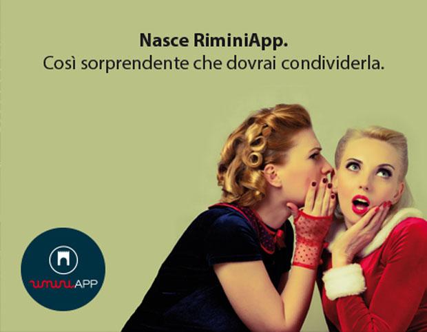 RiminiApp, la App ufficiale della città di Rimini