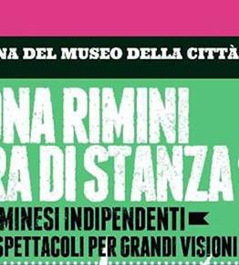 Risuona Rimini, a misura di stanza