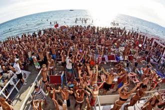 gallipoli party spiaggia