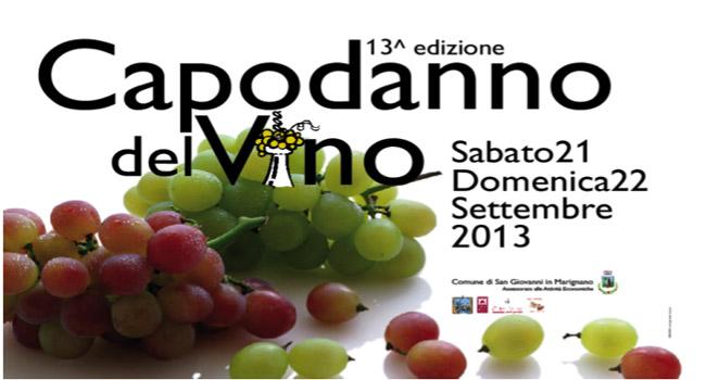 san giovanni in marignano - capodanno del vino 2013