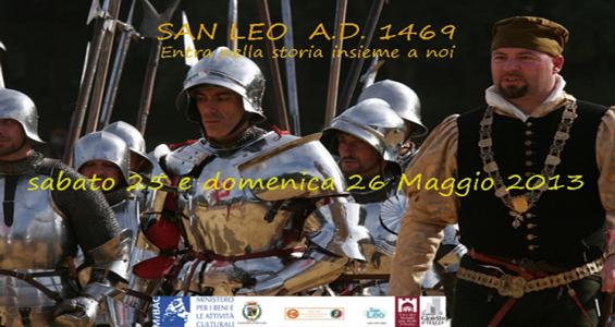 San Leo A.D. 1469, la rievocazione storica
