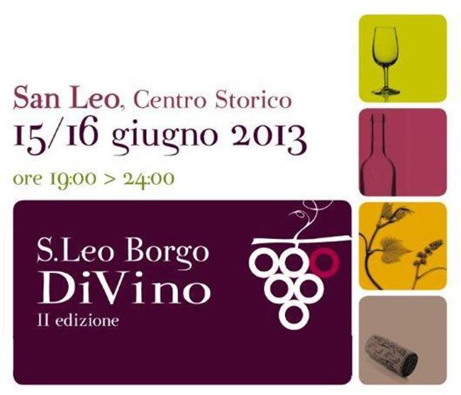 San Leo degustazioni vino