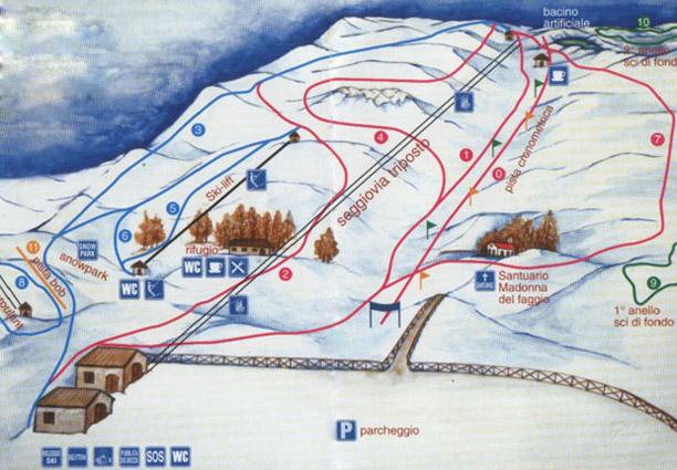 Sciare low cost vicino Rimini. Ecco il tour sull'Eremo di Monte Carpegna 3