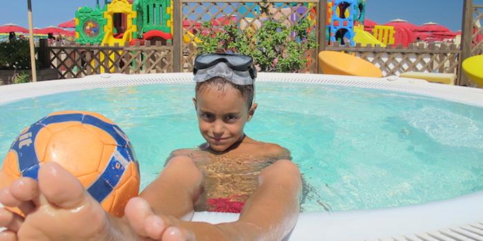 Rimini bagnini per famiglie